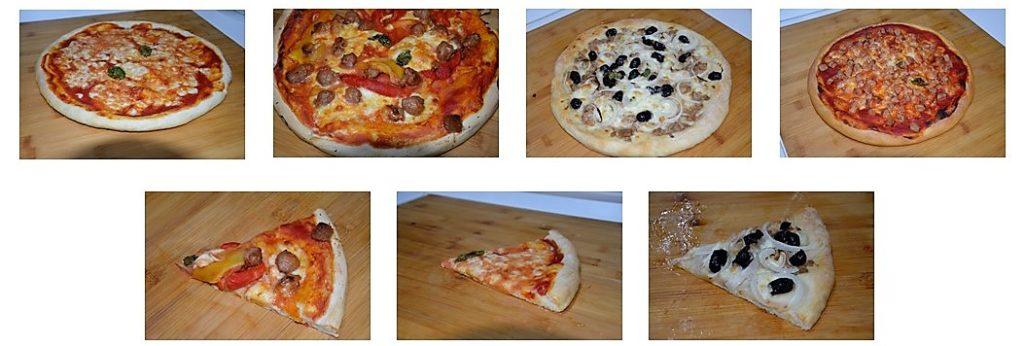 pizze sfornate