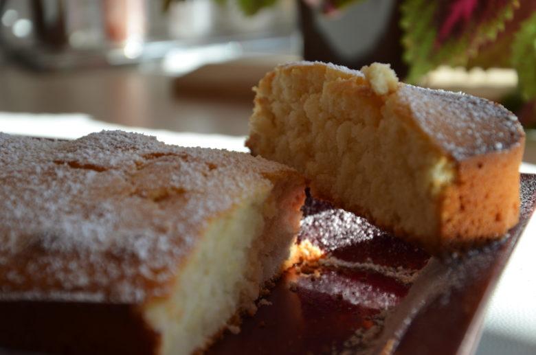 foto ricetta plumcake al limone