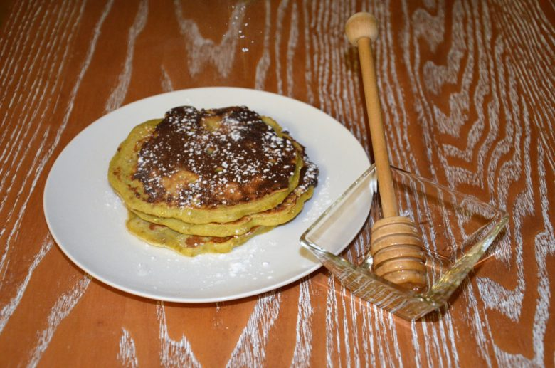 Pancake alla banana e farina integrale