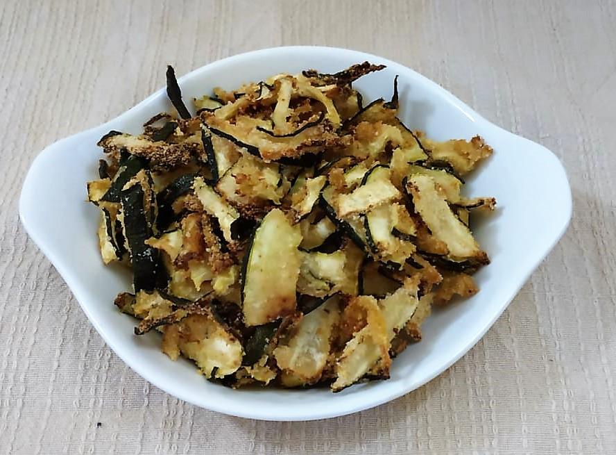 Zucchine croccanti al forno2